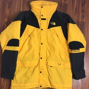 The North Face Men's Extreme Light jacket.